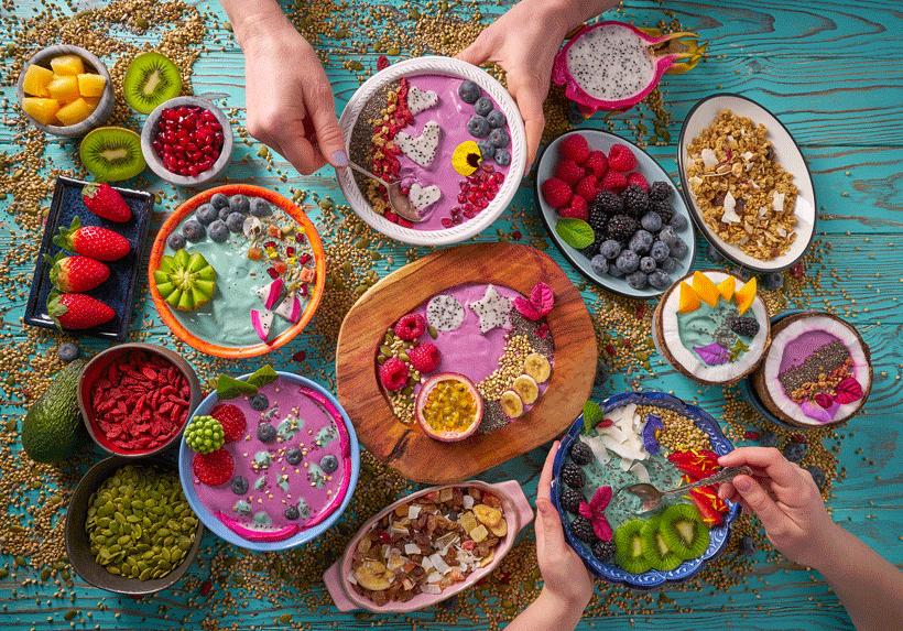 """Super-aliments : Les aliments """"superfood"""" qui vous veulent du bien"""