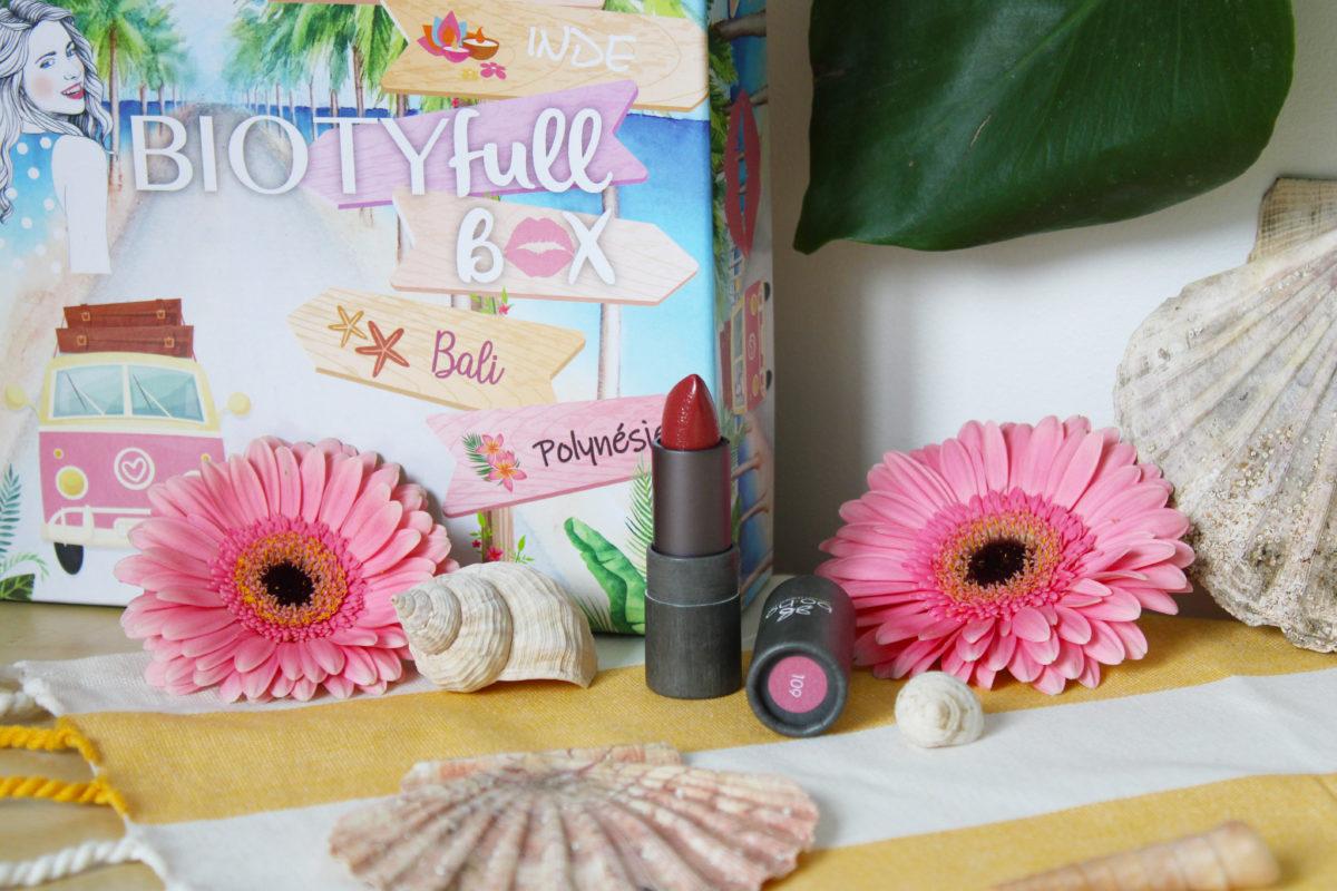 Rouge à Lèvres Mat « Indie »: Un look boho chic