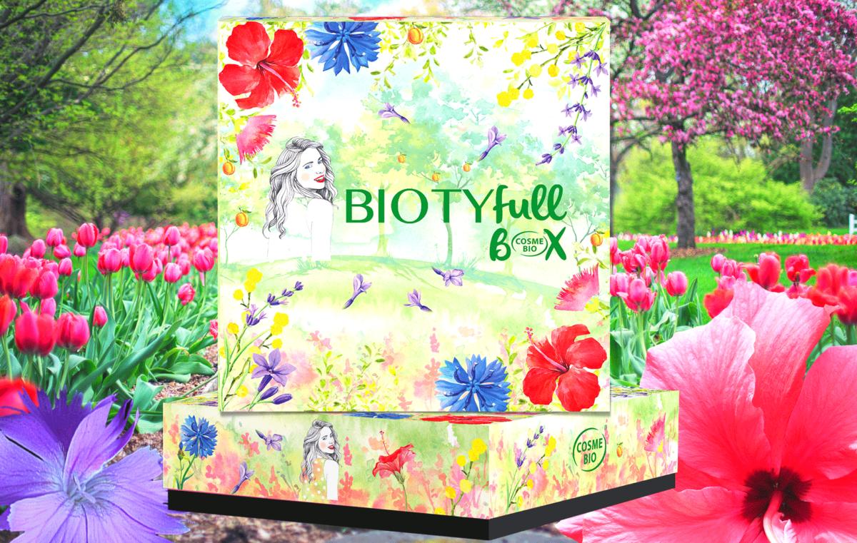 Avis BIOTYFULL Box Avril 2019 : La 100% COSMEBIO ! Découvrez son Contenu