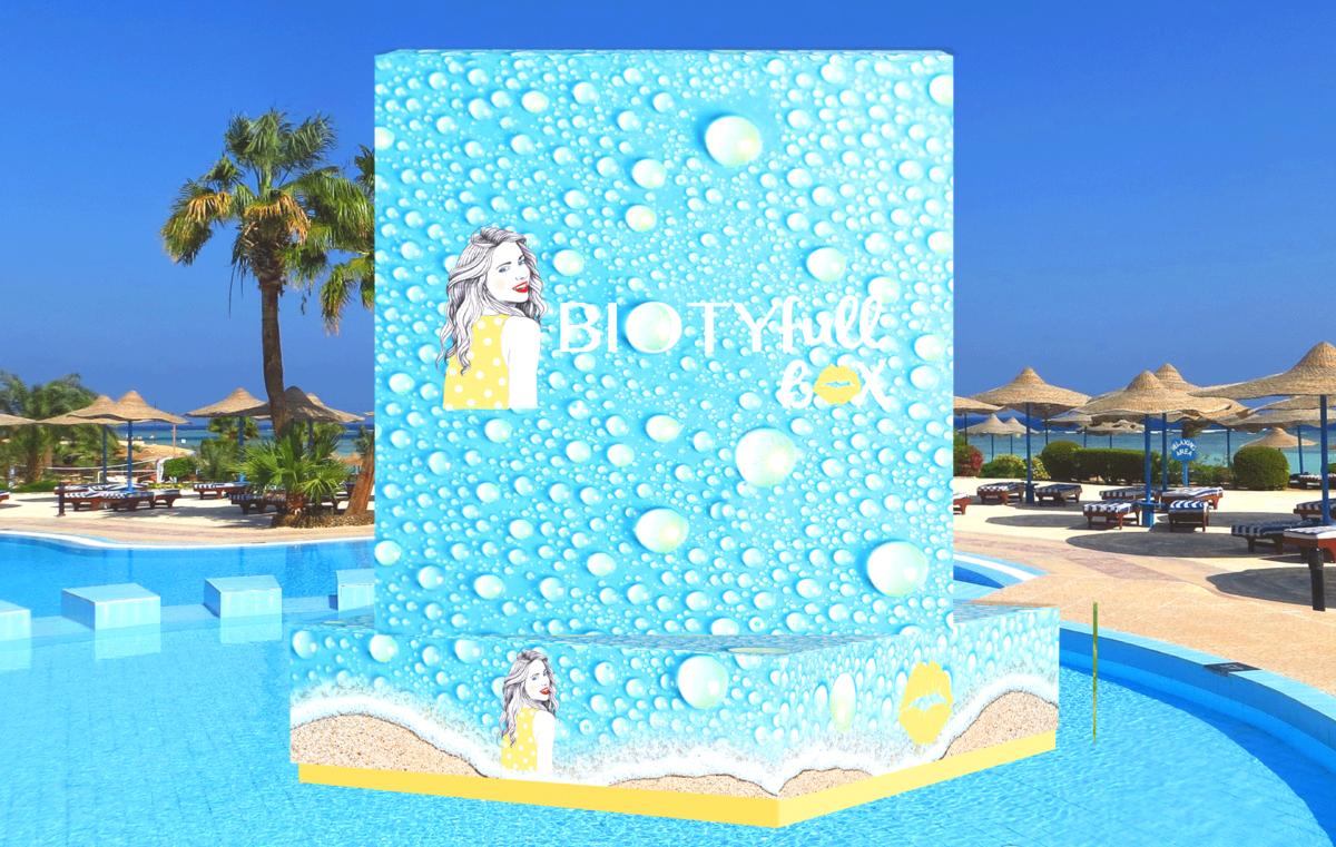 Avis BIOTYFULL Box Juillet 2019 : 100% Waterproof ! Découvrez son Contenu