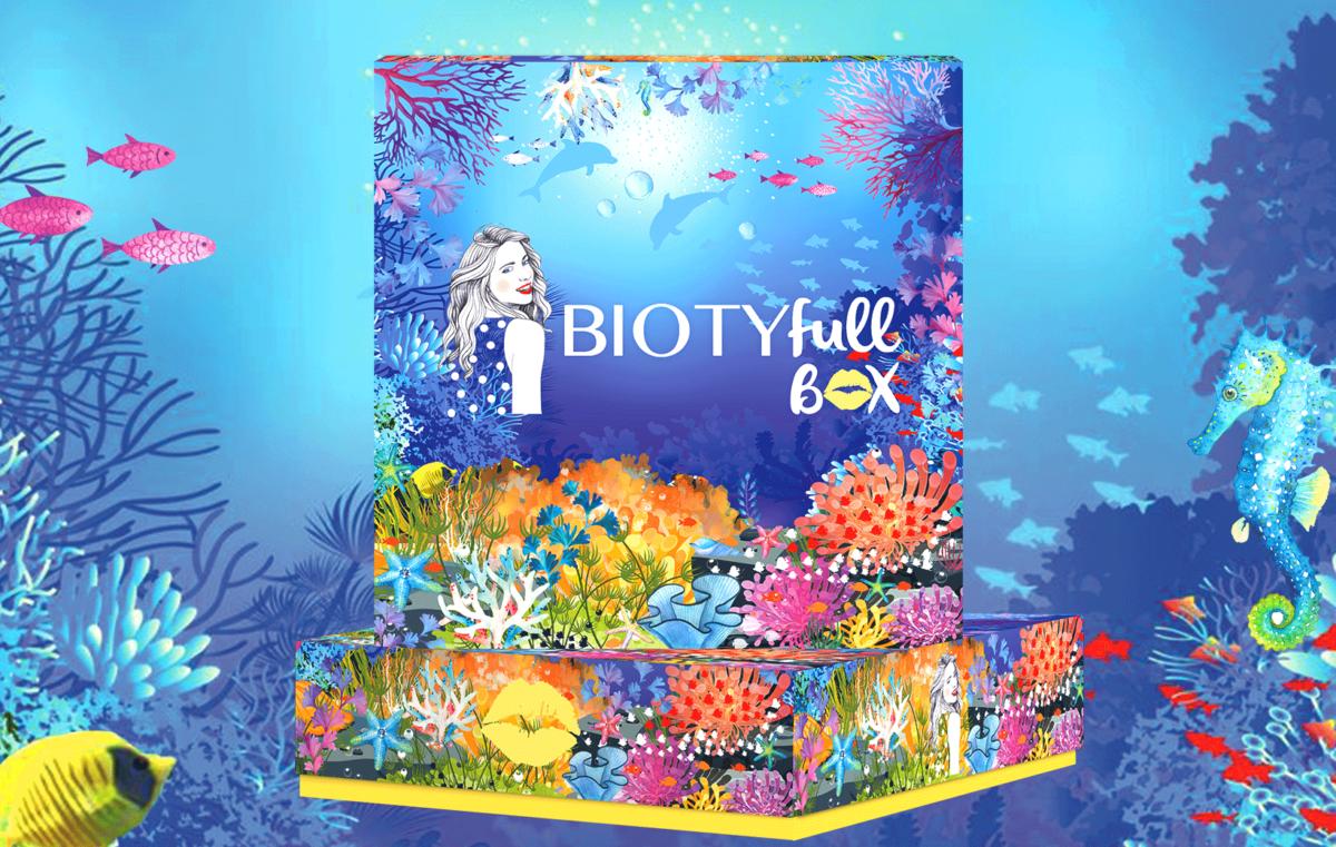 Avis BIOTYFULL Box Juillet 2020 : La Marine