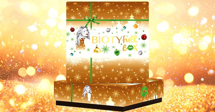 biotyfull box decembre 2017 la merveilleuse