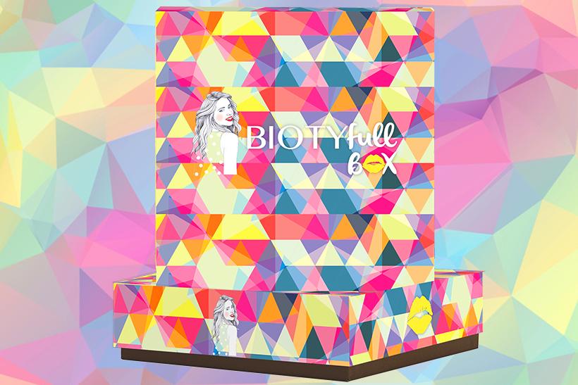 BIOTYFULL Box Avril 2018 : La Parfaite, 100% Visage. Découvrez son Contenu