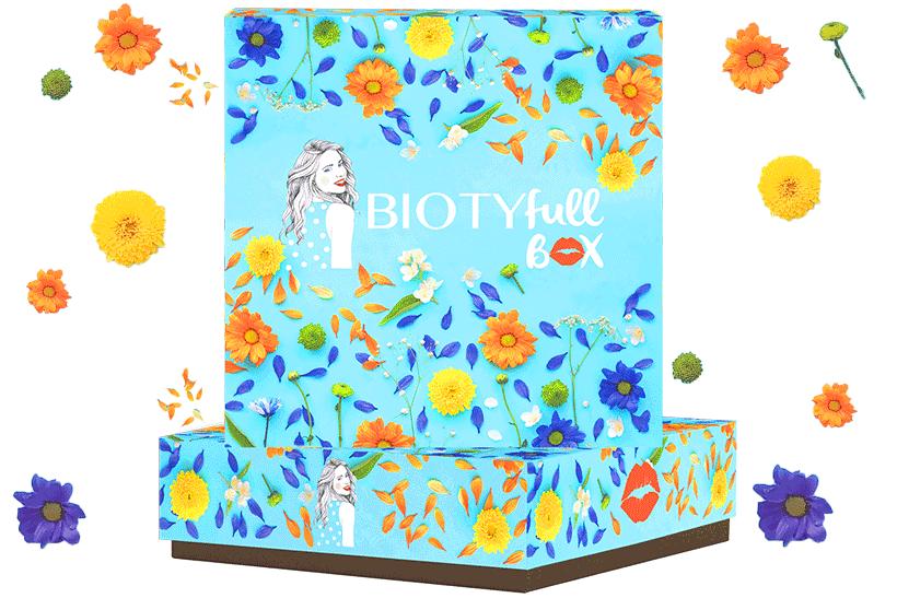 biotyfull box mai 2018 la flamboyante