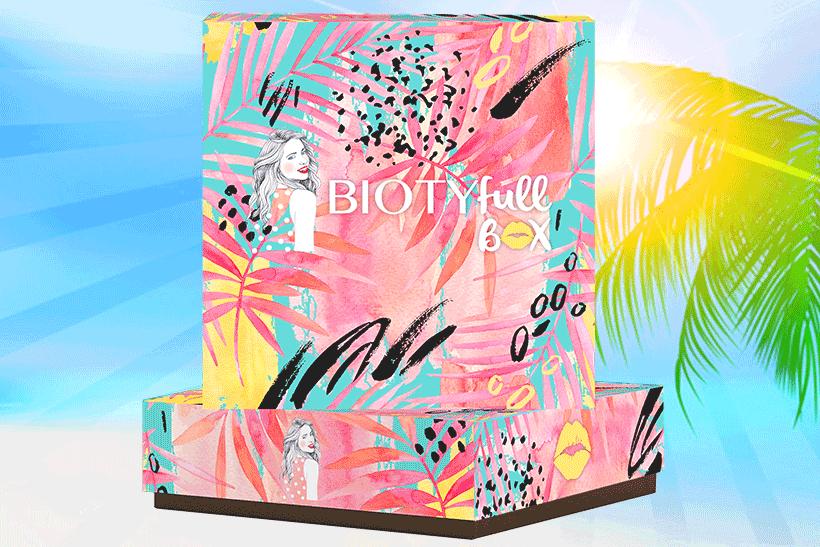BIOTYFULL Box Juin 2018 : Routine Pré-Estivale. Soyez Prête avant l'Été ! Découvrez son Contenu