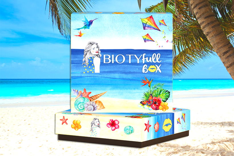 biotyfull box aout 2018