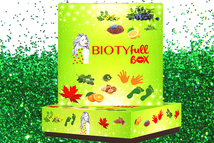 biotyfull box mars 2018 force magnétique