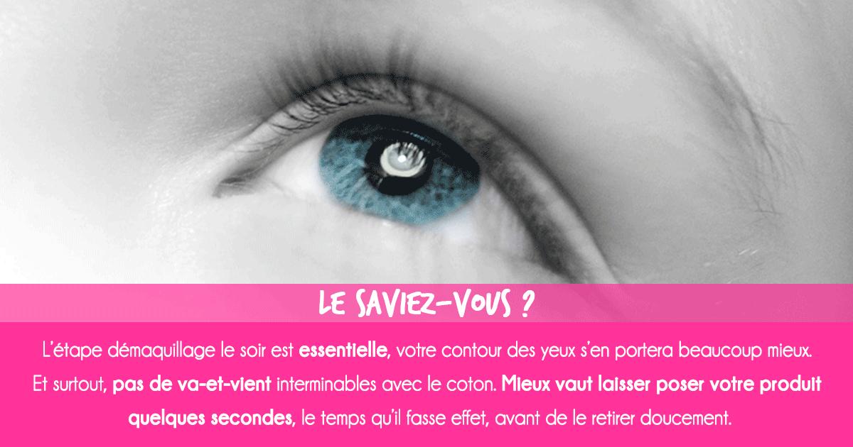 Contour des yeux : Comment bien choisir son soin contour des yeux ?