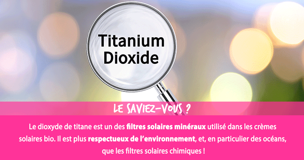 Dioxyde de Titane : Tout savoir sur le Dioxyde de Titane