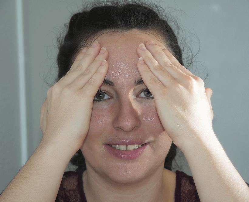 Gel Nettoyant - OOLUTION - Etape 1