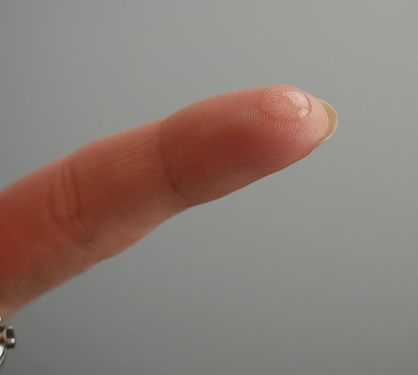 Gommage Lèvres - BIOTYFULL BOX - Etape 1