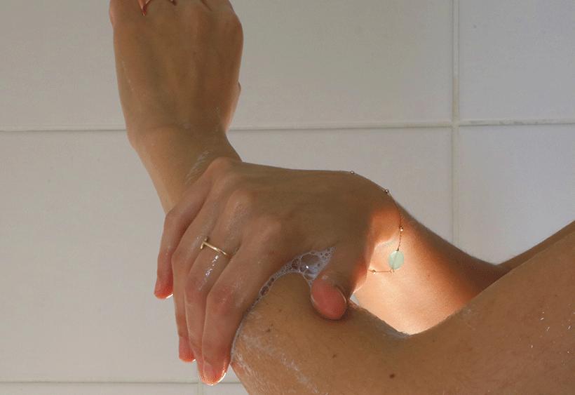Soin Douche Essentiel - BELESA - Etape 2