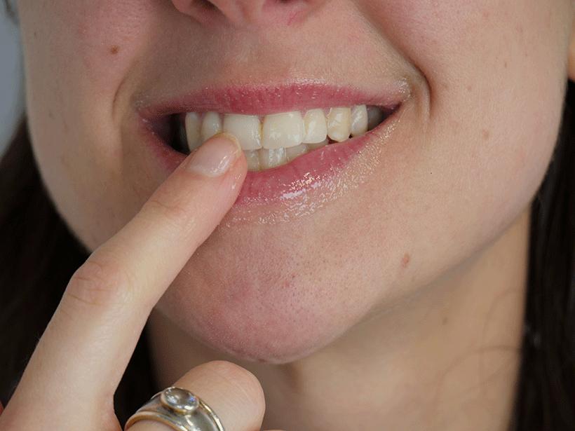 Gommage Lèvres - BIOTYFULL BOX - Etape 2