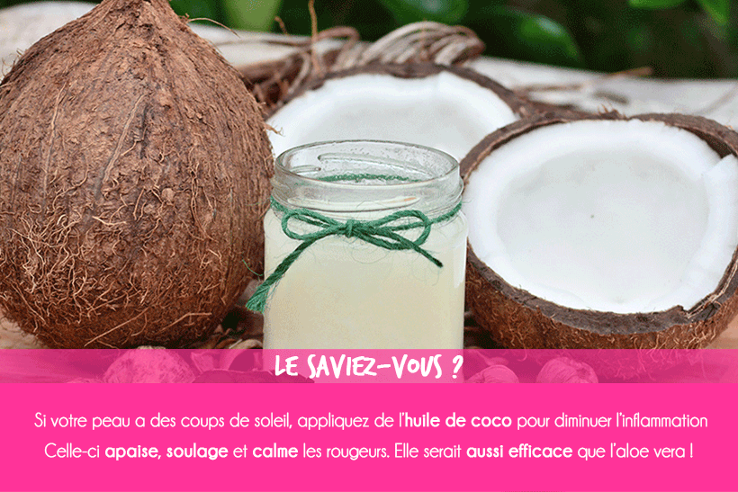 Découvrez tous les bienfaits de l'huile de coco