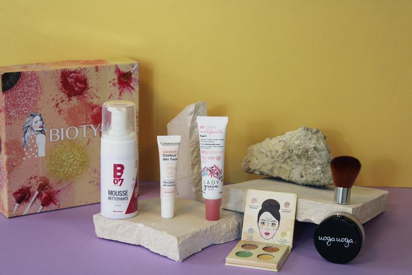 Routine Beauté Bio Teint Parfait : La BIOTYFULL Box « Teint Parfait »