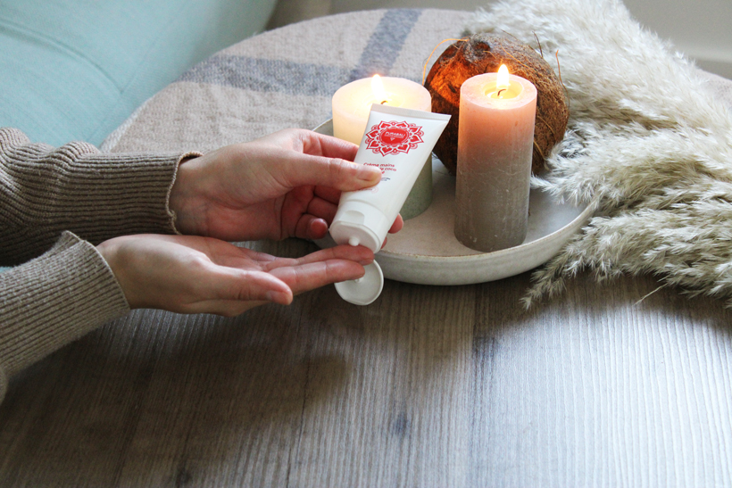 Crème mains coco karité