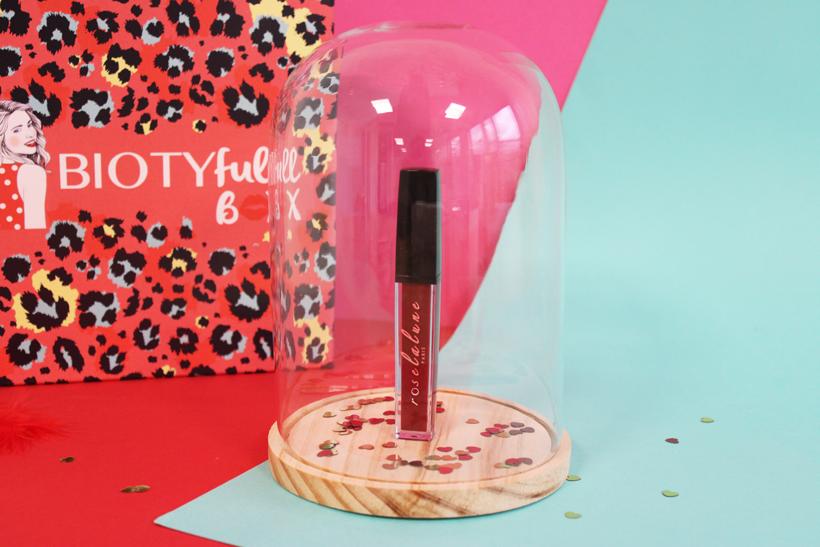Encre à Lèvres Naturelle: Habillez vos lèvres d'une couleur glamour !