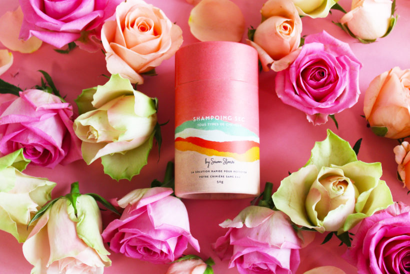 Shampoing Sec Pamplemousse Rose