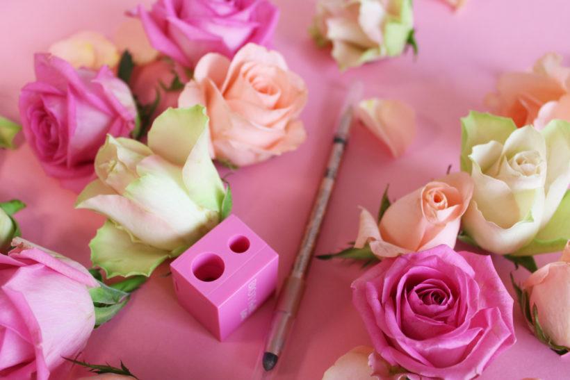 Crayon Highlighter Rose Métallique