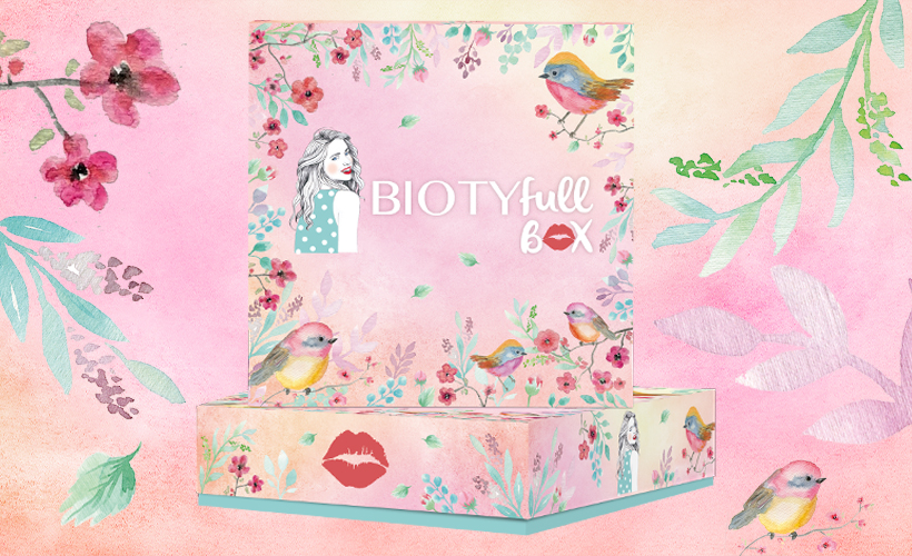 Avis Biotyfull Box Avril 2021 : La Box 100% Printanière «Effet Bonne Mine»