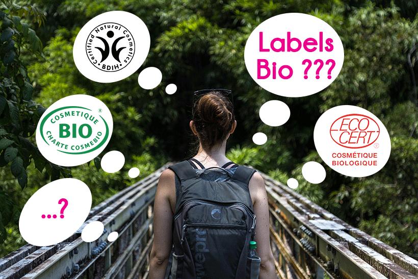 Labels Bio : Les principaux labels bio