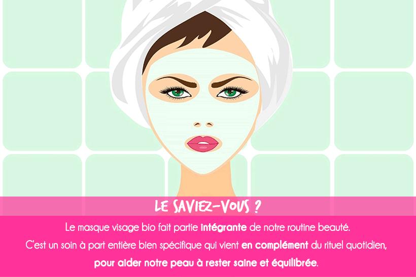 Masque Visage Bio : Comment choisir son masque visage bio ?