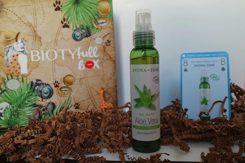 Gel Aloe Vera Visage & Corps : Appliquer le Gel Natif d'Aloe Vera – AROMA-ZONE