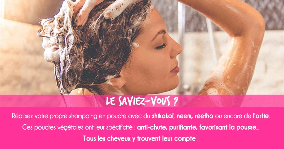 Shampoing bio : Comment bien choisir son type de shampoing bio ?