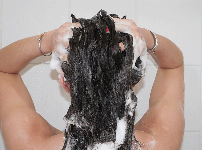 shampoing bio ne mousse pas