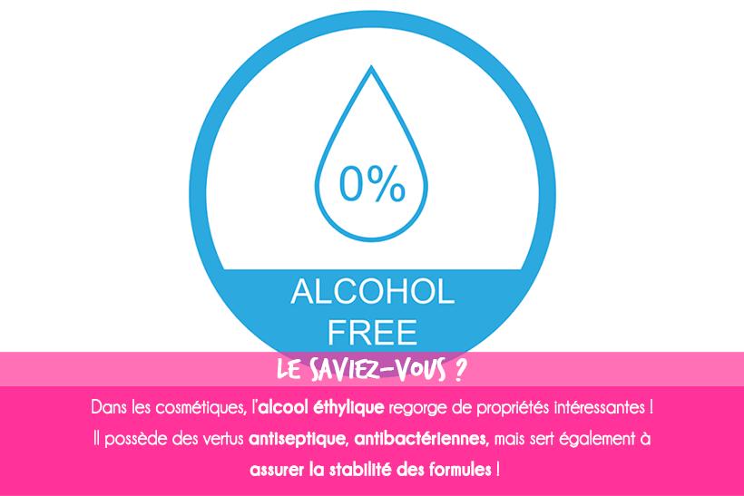 Alcool dans les cosmétiques : Tout savoir sur l'alcool dans les cosmétiques
