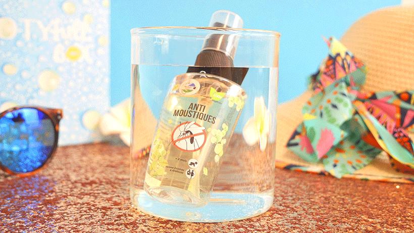 Spray Anti-Moustiques : Un répulsif efficace comme il se doit !