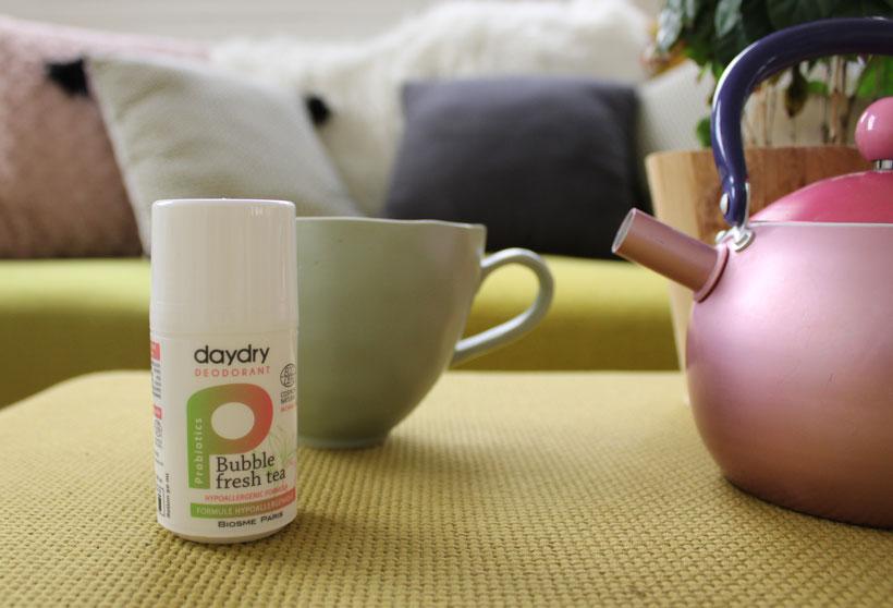 déodorant rechargeable