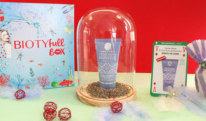 Crème Mains : Hydratez et nourrissez vos mimines grâce à l'eau pure de Provence !