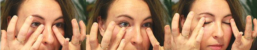 BB Crème Contour des yeux AIXALLIA - Etape 4
