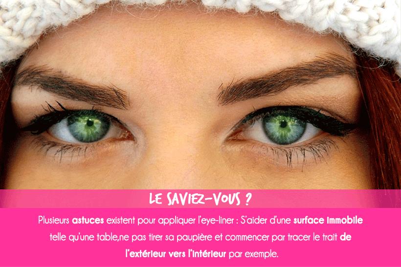 L'eye-liner bio : Tout savoir sur l'eye-liner bio