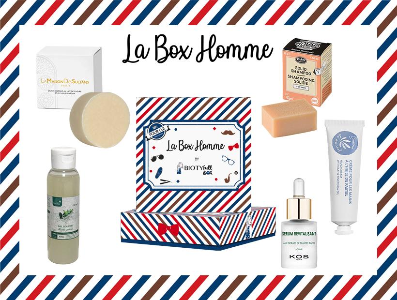 Box Noël Homme: Offrez une Box Cadeau Homme à Noël! 🎁