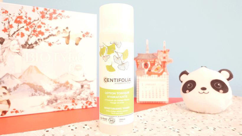 Lotion Tonique Hydratante au Ginkgo : Tonifiez votre peau et optimisez son hydratation !