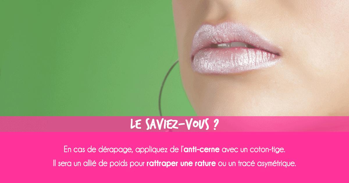 Maquillage lèvres : Comment bien réussir son maquillage lèvres ?