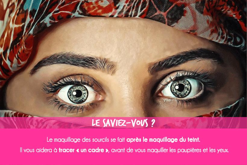 Maquillage sourcils : Tout savoir sur le maquillage sourcils