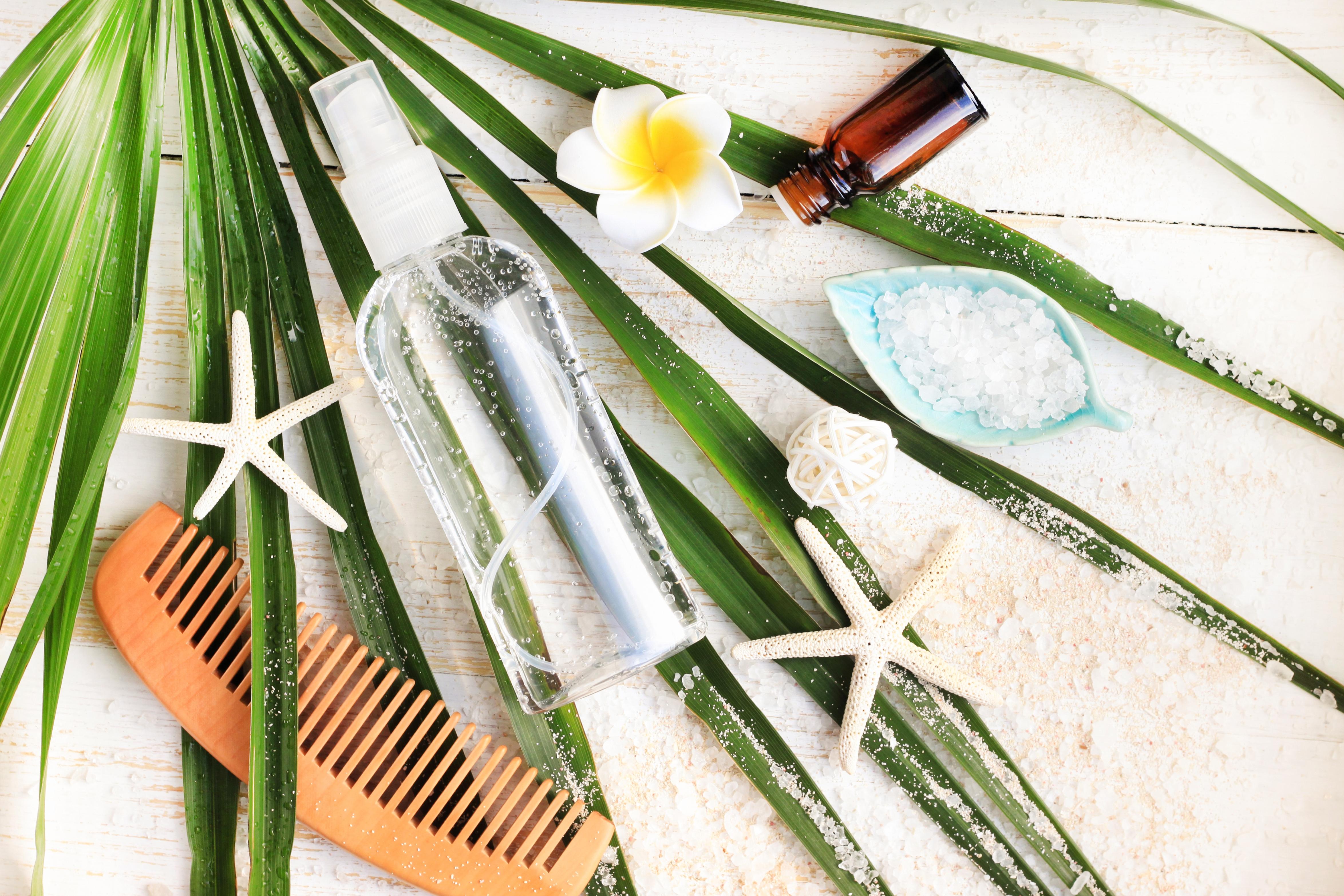 astuces DIY cheveux secs-1