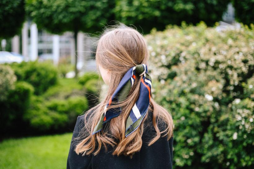 coiffure d'été facile