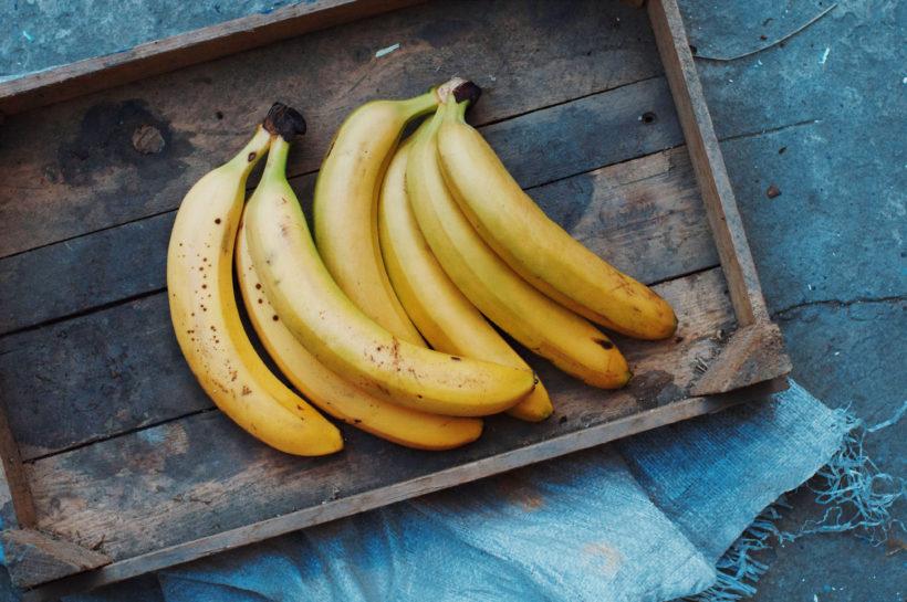 Bienfaits beauté banane