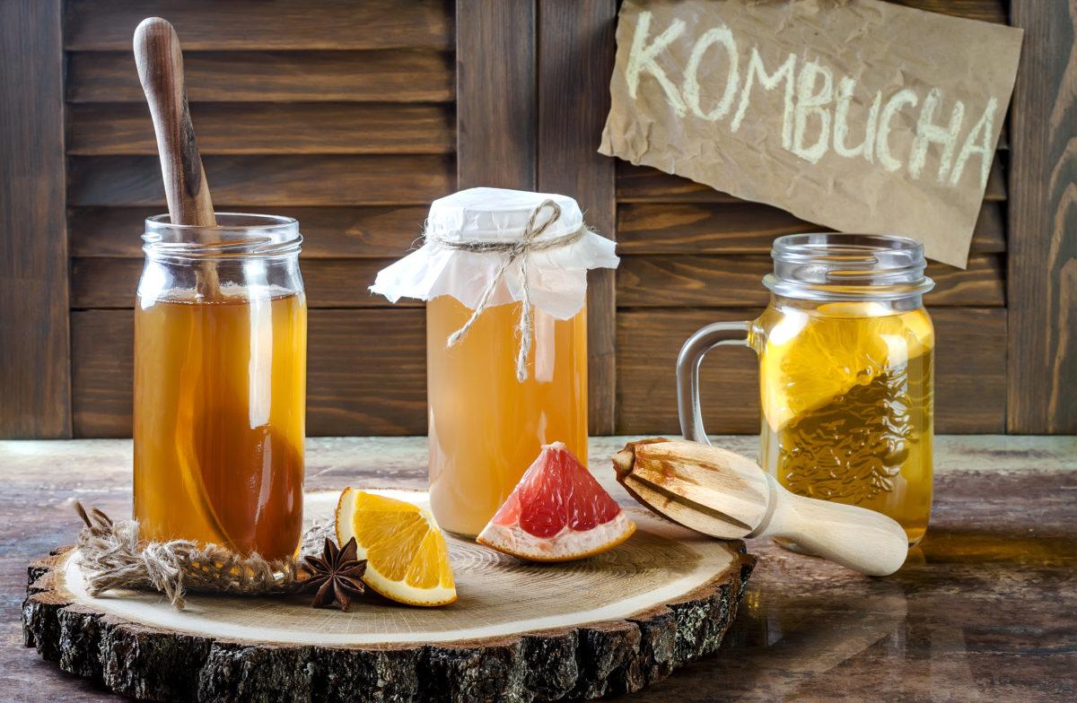 La kombucha: la boisson ancestrale qui fait parler d'elle