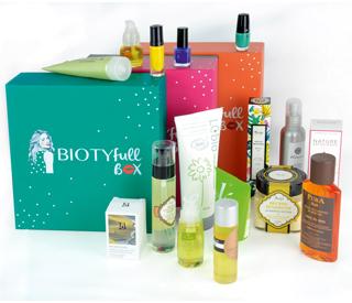 abonnez vous la premi re box beaut 100 bio biotyfull box. Black Bedroom Furniture Sets. Home Design Ideas