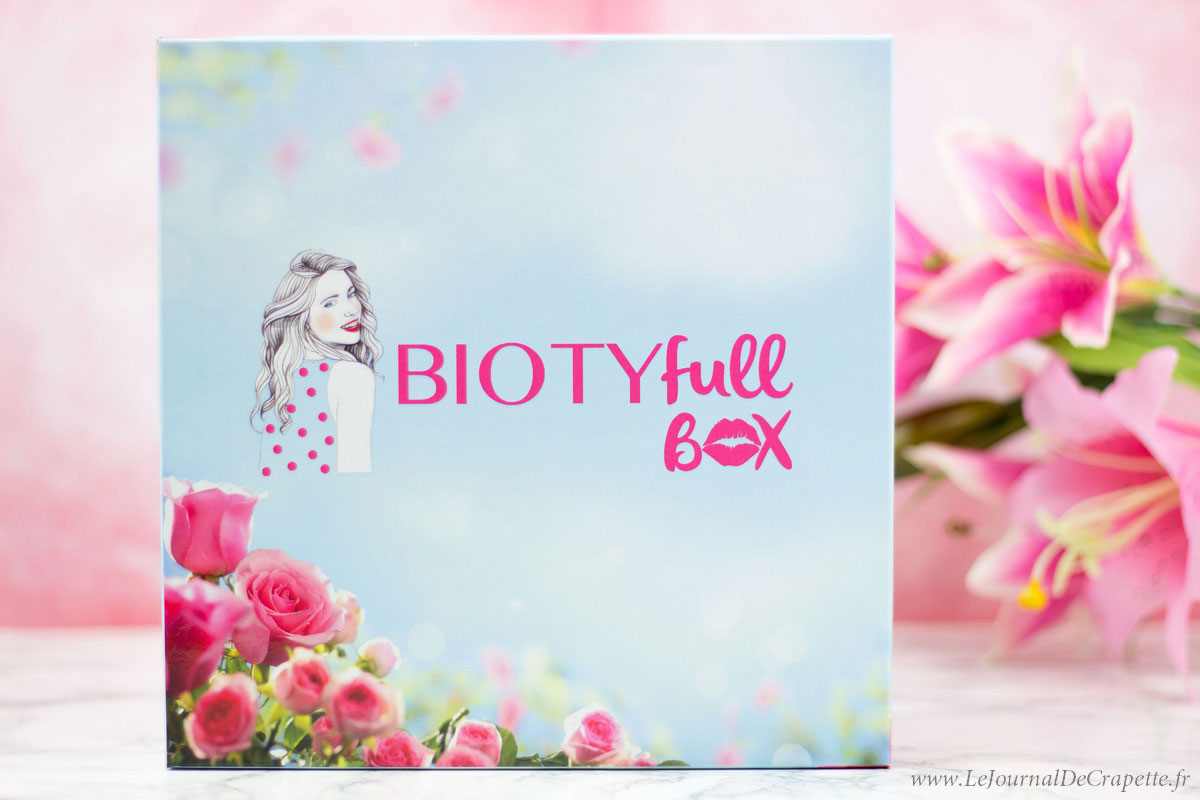 Biotyfull Box mai 2017 Glamour photo 2