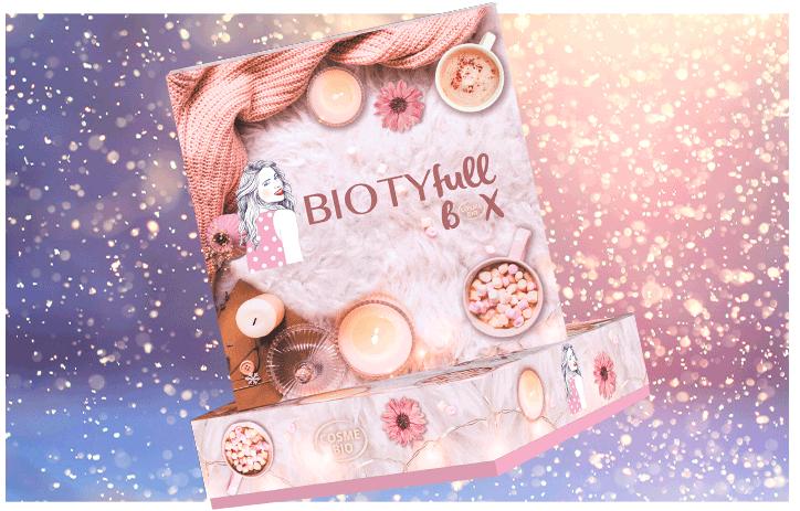 biotyfull box novembre 2019 La Cocooning Parfumée