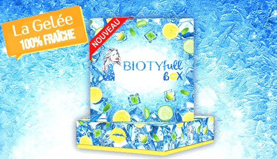 biotyfull box juin 2020 la gelée 100% fraîche