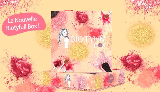 biotyfull box octobre 2020 Soins et Teint Parfait