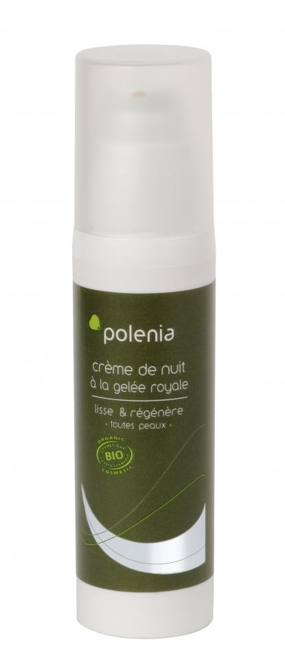 Polenia - Crème de nuit