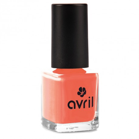 AVRIL - Vernis à Ongles Naturel corail